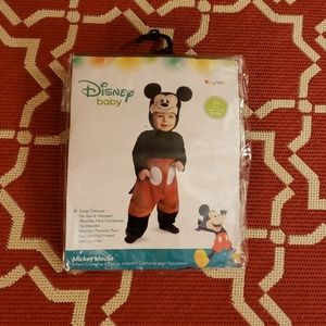 Mickey Mouse Halloween outfit